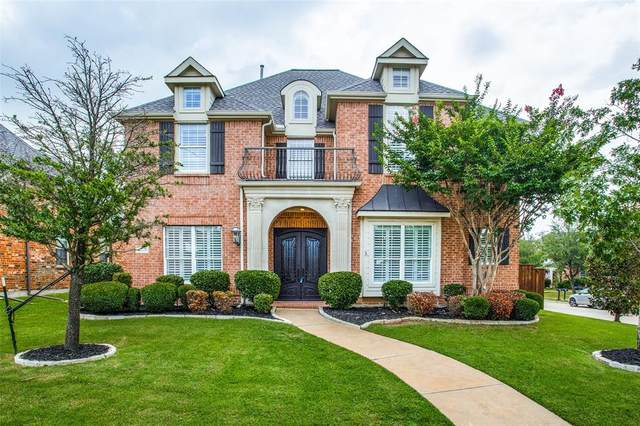 5230 Park Ridge Drive, Frisco, TX 75034 (MLS #14596142) :: The Hornburg Real Estate Group