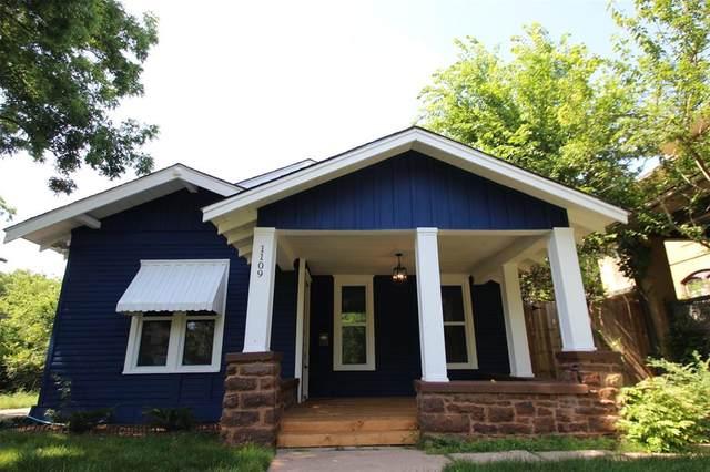 1109 W Bond Street, Denison, TX 75020 (MLS #14596162) :: Trinity Premier Properties