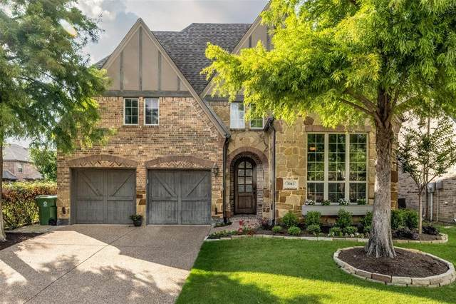 3043 Mitchell Way, The Colony, TX 75056 (MLS #14596164) :: Real Estate By Design