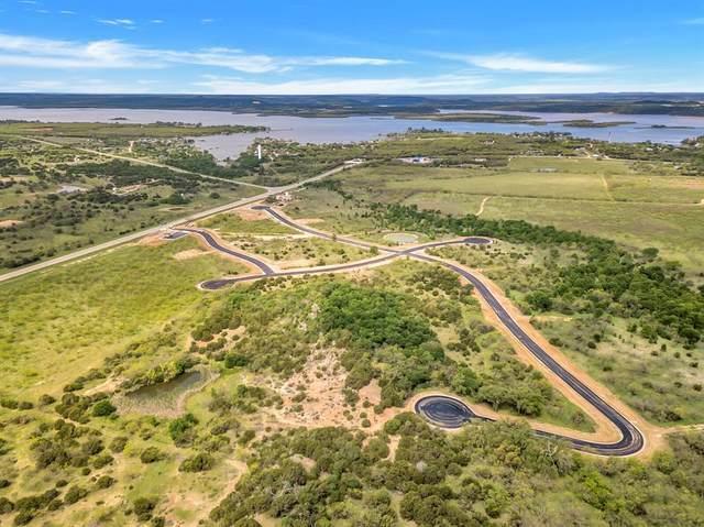 Lot 8 Green Elm Rd, Possum Kingdom Lake, TX 76449 (MLS #14596198) :: Team Hodnett