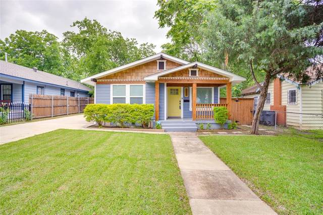 710 S Marlborough Avenue, Dallas, TX 75208 (MLS #14596206) :: The Kimberly Davis Group