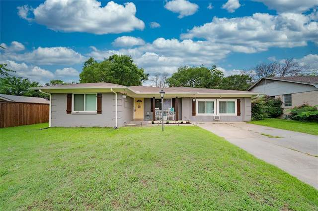 1312 Bryn Mawr Place, Denton, TX 76201 (MLS #14596217) :: The Mauelshagen Group
