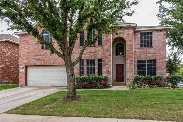 1000 Marlow Lane, Fort Worth, TX 76131 (MLS #14596219) :: The Heyl Group at Keller Williams