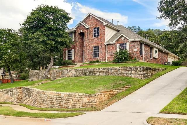 1401 Blue Quail Run, Crowley, TX 76036 (MLS #14596274) :: Front Real Estate Co.