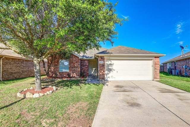 1245 Barrel Run, Fort Worth, TX 76052 (MLS #14596295) :: Real Estate By Design
