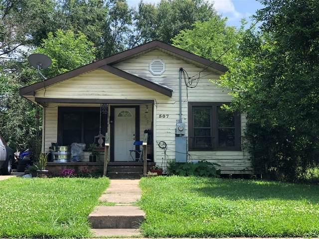 507 Champ Clark Street, Shreveport, LA 71108 (MLS #14596313) :: The Property Guys