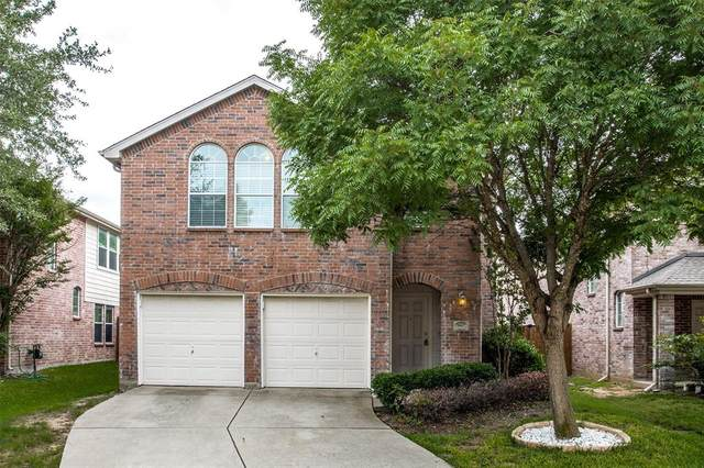 10617 Cochron Drive, Mckinney, TX 75072 (MLS #14596330) :: Real Estate By Design