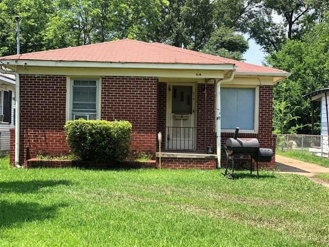 518 Champ Clark Street, Shreveport, LA 71108 (MLS #14596334) :: The Property Guys