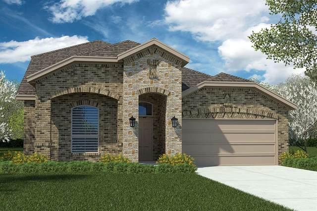 1201 Kerrville Lane, Weatherford, TX 76087 (MLS #14596349) :: Real Estate By Design