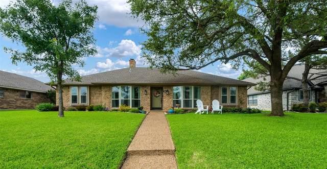 2003 Oakwood Drive, Richardson, TX 75082 (MLS #14596354) :: Real Estate By Design