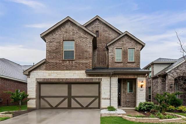 1387 Bonanza Lane, Lewisville, TX 75077 (MLS #14596355) :: Real Estate By Design