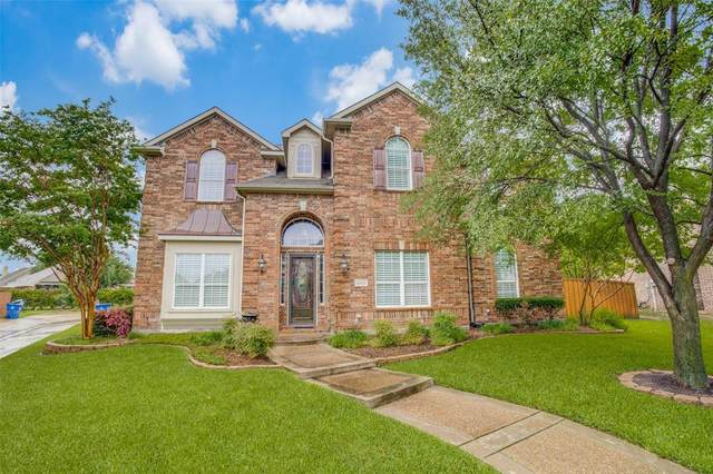 10038 Western Hills Drive, Frisco, TX 75033 (MLS #14596358) :: The Mike Farish Group