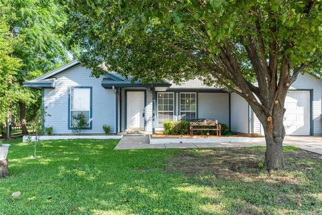 1014 Spell Avenue, Cleburne, TX 76033 (MLS #14596369) :: Real Estate By Design