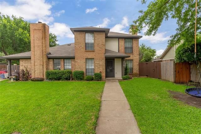 710 Peach Court, Grapevine, TX 76051 (MLS #14596374) :: VIVO Realty