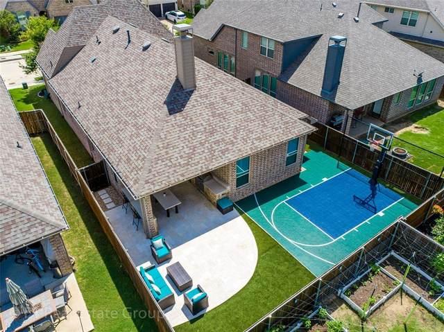 5009 Cyndur Drive, The Colony, TX 75056 (MLS #14596375) :: The Chad Smith Team