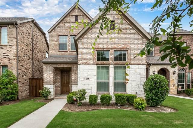 1027 Zachary Way, Allen, TX 75013 (MLS #14596378) :: Jones-Papadopoulos & Co