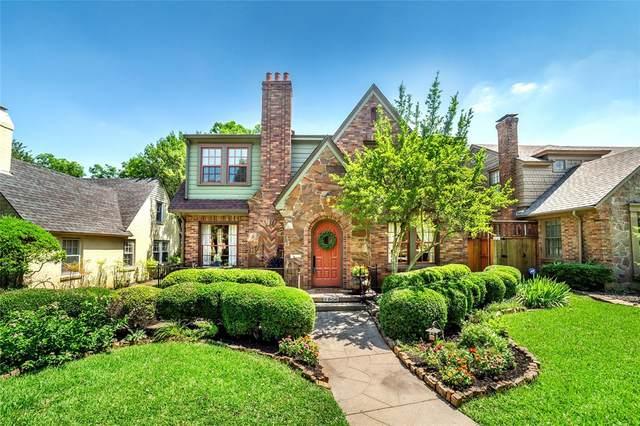 5906 Mccommas Boulevard, Dallas, TX 75206 (MLS #14596383) :: Jones-Papadopoulos & Co