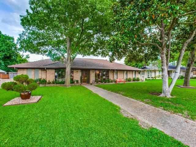 7268 Fernmeadow Drive, Dallas, TX 75248 (MLS #14596387) :: Premier Properties Group of Keller Williams Realty