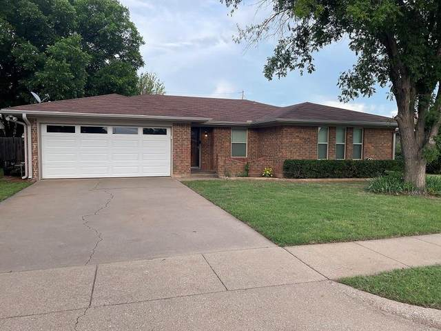 5013 Sand Beach Road, Wichita Falls, TX 76310 (MLS #14596390) :: The Chad Smith Team