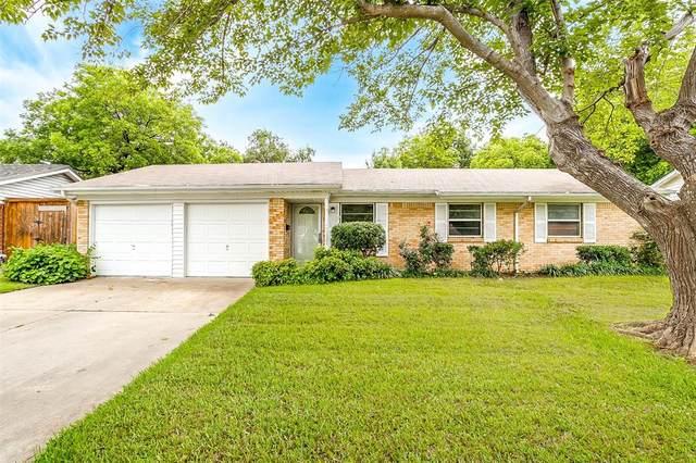 234 Jill Ann Drive, Burleson, TX 76028 (MLS #14596402) :: Front Real Estate Co.