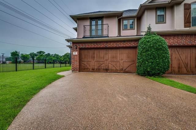 105 Corinna Court, Hurst, TX 76053 (MLS #14596407) :: Real Estate By Design