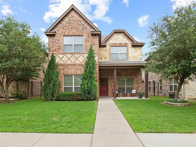 309 Park Villa Lane, Aledo, TX 76008 (MLS #14596415) :: Potts Realty Group