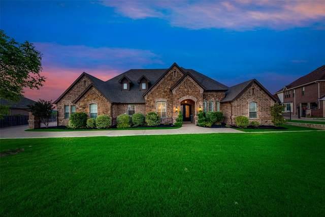 12416 Dido Vista Court, Fort Worth, TX 76179 (MLS #14596421) :: VIVO Realty