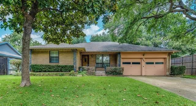 8482 Banquo Drive, Dallas, TX 75228 (MLS #14596436) :: Real Estate By Design