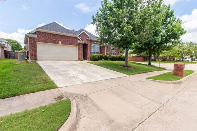 1800 Flatwood Drive, Flower Mound, TX 75028 (MLS #14596487) :: The Good Home Team