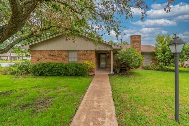 2903 Melmar Park Street, Commerce, TX 75428 (MLS #14596520) :: Real Estate By Design