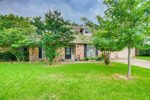 3613 Glenmont Drive, Fort Worth, TX 76133 (MLS #14596523) :: The Mitchell Group