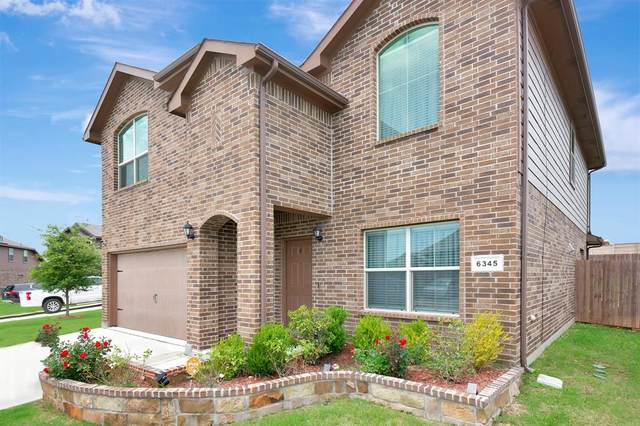 6345 Eagle Lake Court, Fort Worth, TX 76179 (MLS #14596552) :: Bray Real Estate Group