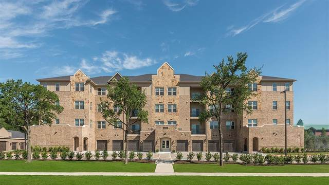 1735 Wittington Place #2202, Farmers Branch, TX 75234 (MLS #14596569) :: Real Estate By Design
