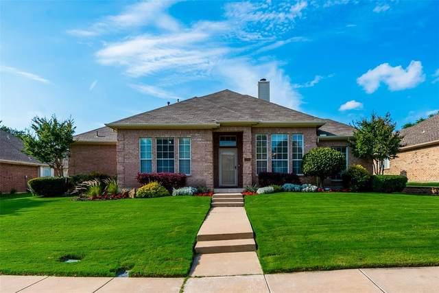 2705 Running Duke Drive, Carrollton, TX 75006 (MLS #14596582) :: The Kimberly Davis Group