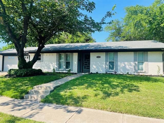 5434 Kentcroft Drive, Garland, TX 75043 (MLS #14596592) :: Team Hodnett