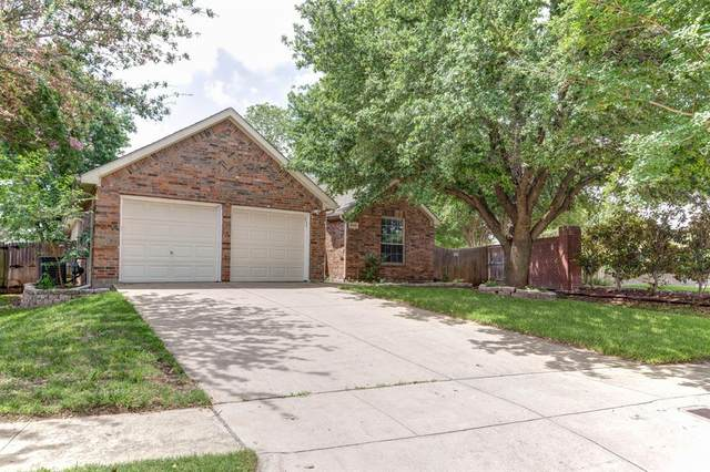 4500 Gila Bend Lane, Fort Worth, TX 76137 (MLS #14596598) :: The Good Home Team