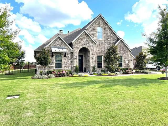 414 Steward Drive, Wylie, TX 75098 (MLS #14596606) :: Real Estate By Design