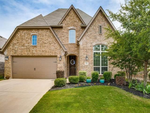 1152 Crest Breeze Drive, Fort Worth, TX 76052 (MLS #14596610) :: The Mauelshagen Group