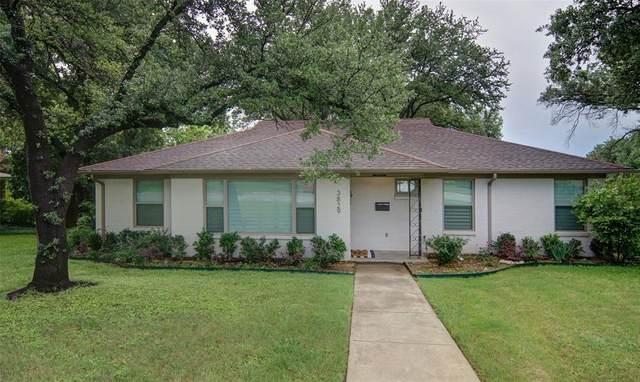 3829 Clayton Road W, Fort Worth, TX 76116 (MLS #14596619) :: Team Tiller