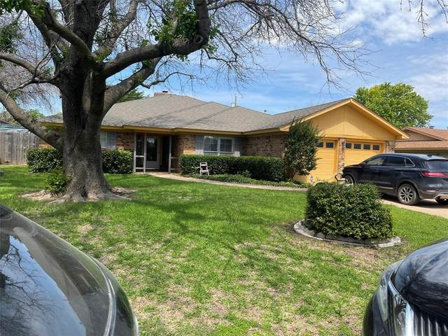 726 Kenwood Drive, Abilene, TX 79601 (MLS #14596647) :: The Russell-Rose Team