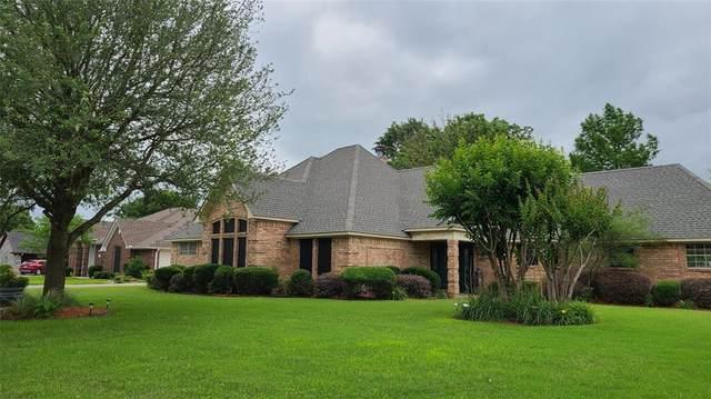 2114 Pecan Street, Bonham, TX 75418 (MLS #14596655) :: The Hornburg Real Estate Group