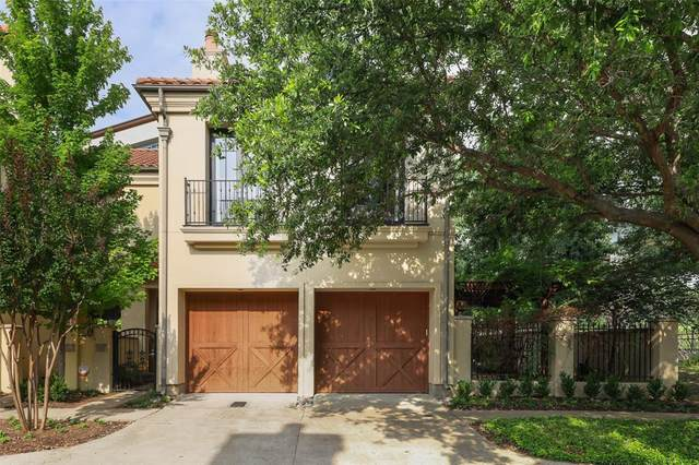 1137 Picasso Drive, Fort Worth, TX 76107 (MLS #14596683) :: The Chad Smith Team