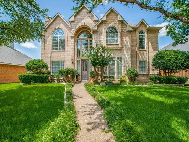 3643 Sable Ridge Drive, Dallas, TX 75287 (MLS #14596701) :: The Good Home Team
