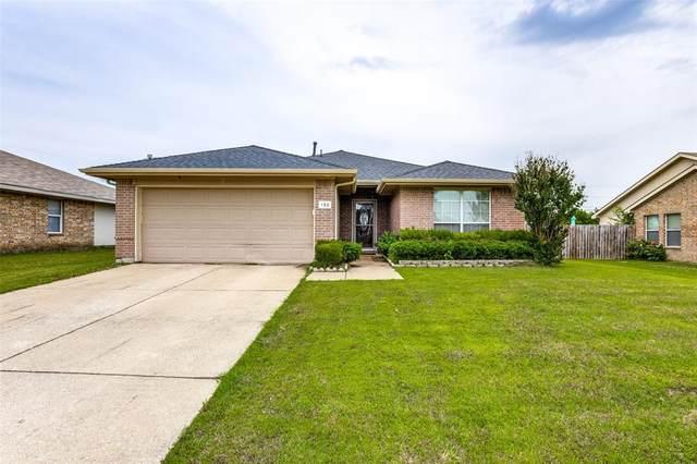 132 Brushy Creek Lane, Terrell, TX 75160 (MLS #14596714) :: Real Estate By Design