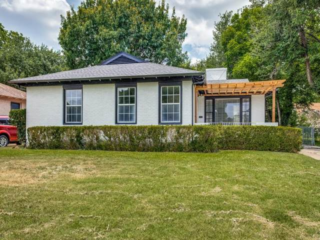 2619 Jim Loftin Road, Dallas, TX 75224 (MLS #14596719) :: The Property Guys