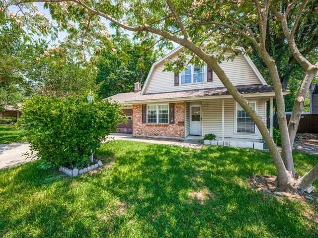 3506 Mcdonald Circle, Garland, TX 75041 (MLS #14596720) :: Real Estate By Design