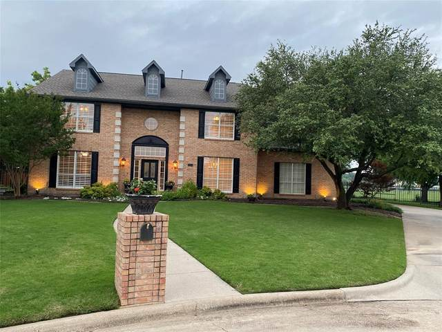 305 Preakness Circle, Southlake, TX 76092 (MLS #14596749) :: Front Real Estate Co.