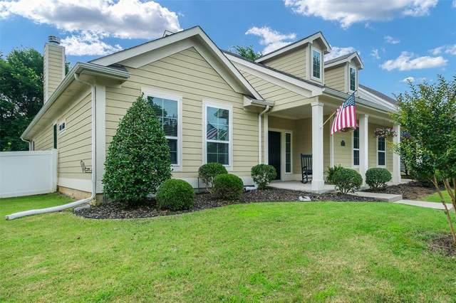 1816 Dr Sanders Road, Providence Village, TX 76227 (MLS #14596750) :: Bray Real Estate Group