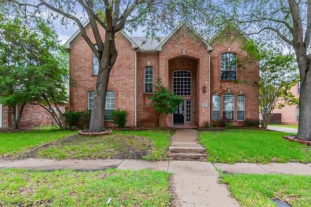 811 Autumn Ridge Drive, Mckinney, TX 75072 (MLS #14596751) :: Front Real Estate Co.