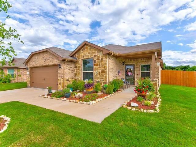 532 Vickie Street, Crowley, TX 76036 (MLS #14596763) :: Keller Williams Realty